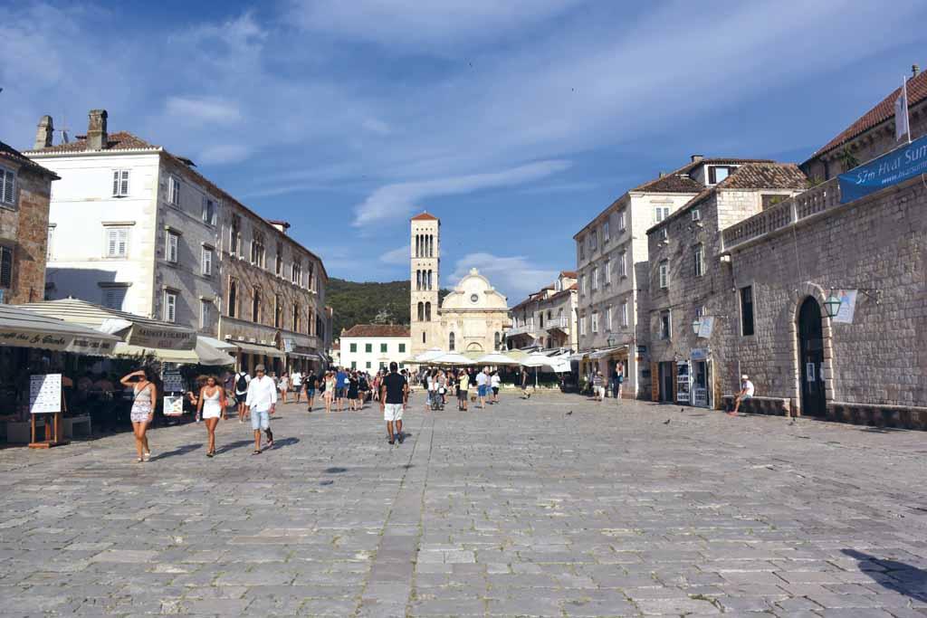 St Stjepan's Square, Hvar Town