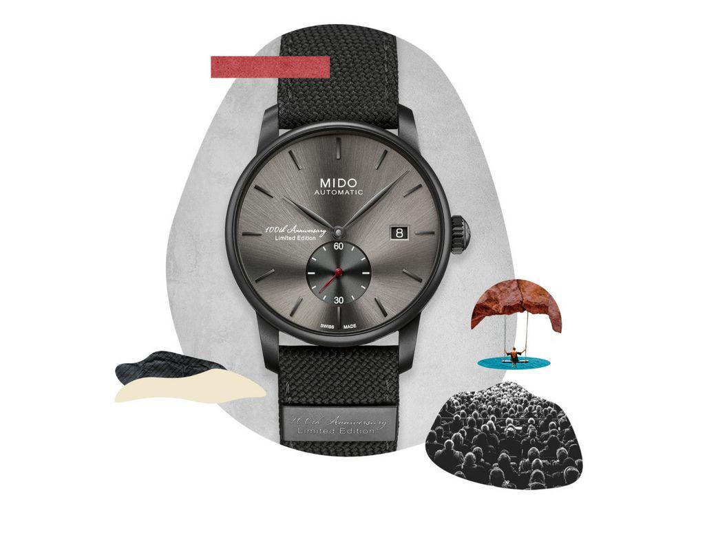 Mido-black-watch-face-black-strap